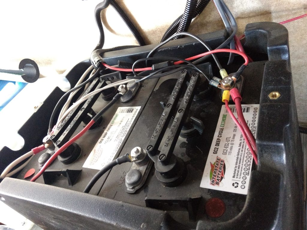 battery power for boondocking
