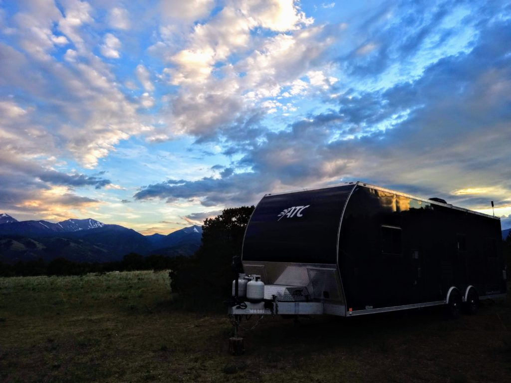 best type of RV for boondocking