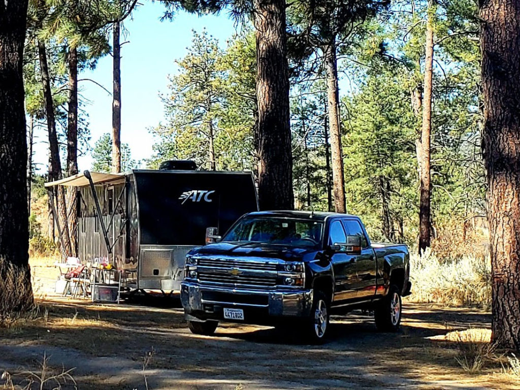 camping on public lands