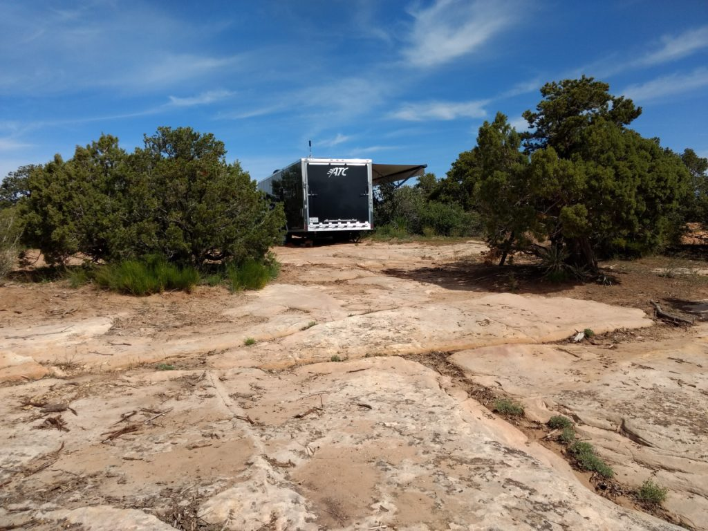 is boondocking safe